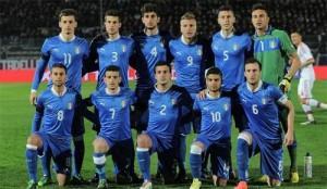 Under 21 difesa Inter
