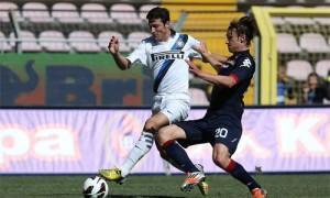 Cagliari-Inter 2-0 Zanetti