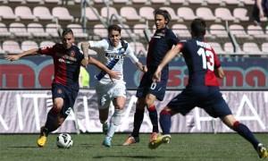 Cagliari-Inter Alvarez