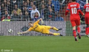 Handanovic Samp-Inter