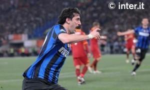 Inter-Roma Milito finale Coppa Italia 2010