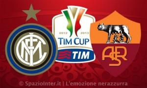 Inter-Roma Tim cup