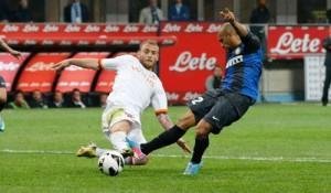 Jonathan gol Inter-Roma