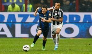 Mateo Kovacic Inter-Juventus