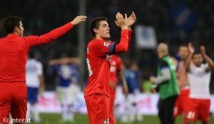 Mateo Kovacic Sampdoria-Inter