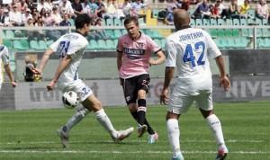 Palermo-Inter Ilicic