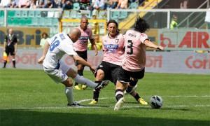 Palermo-Inter Rocchi