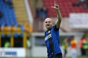 Rocchi esultanza Inter-Parma