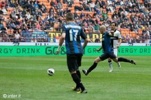Rocchi gol Inter-Parma