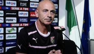 Sannino Palermo conferenza