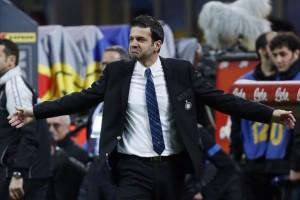 Stramaccioni Inter-Atalanta