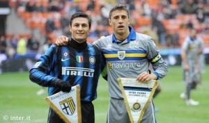 Zanetti Crespo Inter-Parma