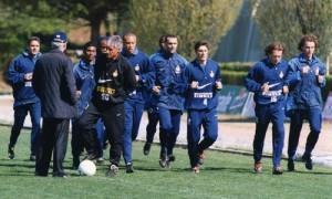 peggiori Inter targate Moratti Castellini 1998-99