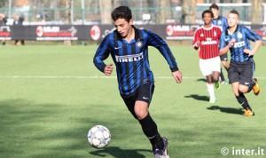 Federico Bonazzoli Inter