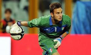 Francesco Bardi Nazionale Italia cantera nerazzurra