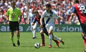 Genoa vs Inter dichiarazioni Benassi