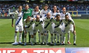 pagelle Genoa vs Inter foto squadra