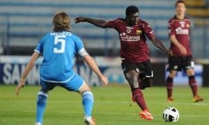 gol di Duncan Empoli-Livorno