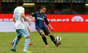 Inter-Lazio Simone Pasa