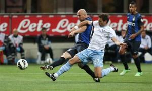Inter-Lazio intervista Rocchi