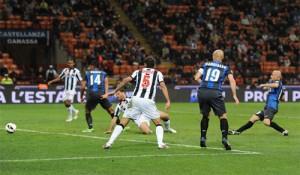 video Inter vs Udinese gol Rocchi