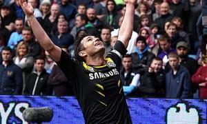 Lampard record Chelsea