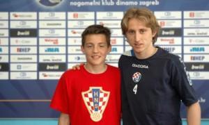 Modric Kovacic Croazia