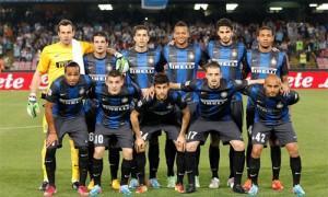 Napoli Inter foto squadra