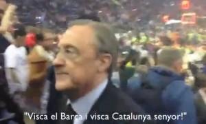Perez insulto Barça