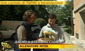 video Tapiro per Stramaccioni