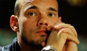Wesley Sneijder attacca l'Inter