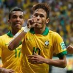Confederations Cup 2013 Brasile-Italia Neymar