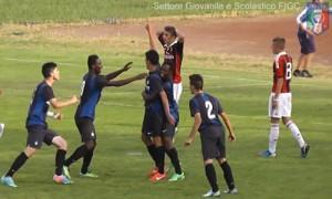 Giovanissimi Nazionali - Semifinale 2013 - Inter vs Milan