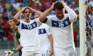 Italia-Spagna Confederations Cup 2013
