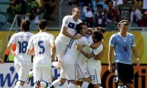 Confederations Cup 2013 Italia-Uruguay