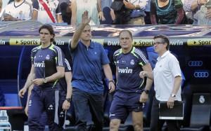 Josè Mourinho addio Bernabeu