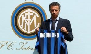 Josè Mourinho presentazione Inter