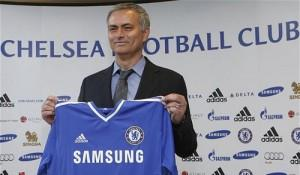 Mourinho Chelsea presentazione the Happy One