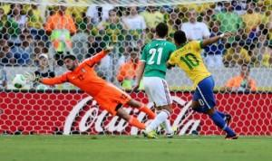 Confederations Cup 2013 Neymar Brasile-Messico