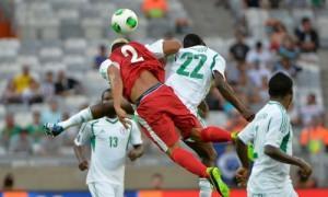Confederations Cup 2013 Nigeria-Thaiti