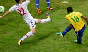Paulinho Brasile Giappone