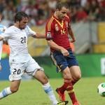 Soldado Spagna-Uruguay