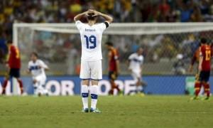 Confederations Cup 2013 Spagna Italia