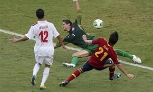 Confederations Cup 2013 Spagna Tahiti