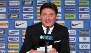 Walter Mazzarri conferenza Inter