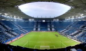 Amburgo vs Inter Imtech Arena