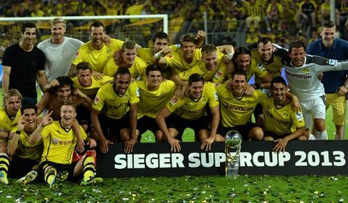Borussia Dortmund Supercoppa Germania