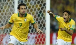 Brasile vs Spagna Confederations Cup 2013 Finale