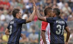 video Inter vs Vicenza highlights