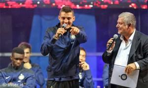 Mateo Kovacic presentazione squadra Pinzolo